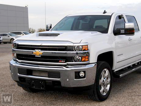 2018 Silverado 2500 Crew Cab 4x4, Pickup #C18398 - photo 1