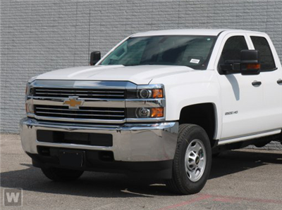 2018 Silverado 2500 Double Cab, Cab Chassis #JZ308043 - photo 1
