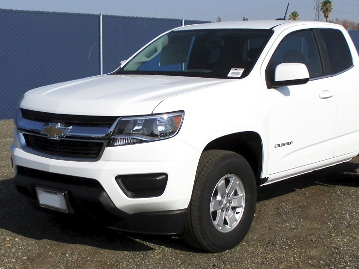 2018 Colorado Extended Cab,  Pickup #J1243752 - photo 1