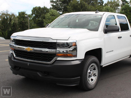 2018 Silverado 1500 Crew Cab,  Pickup #JG325156 - photo 1