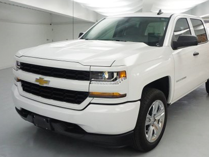 2018 Silverado 1500 Crew Cab 4x4,  Pickup #JG455580 - photo 1