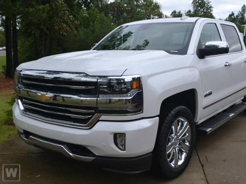 2018 Silverado 1500 Crew Cab 4x4,  Pickup #8C1651 - photo 1