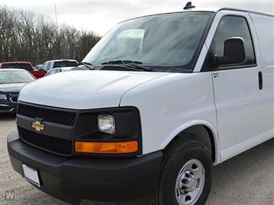 75b6020c4fd7ae New 2018 Chevrolet Express 3500 Empty Cargo Van