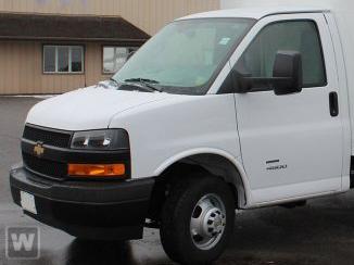 2019 Chevrolet Express 4500 4x2, Cutaway #N014805 - photo 1