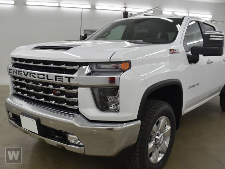 2020 Chevrolet Silverado 2500 Crew Cab 4x4, Pickup #201270 - photo 1