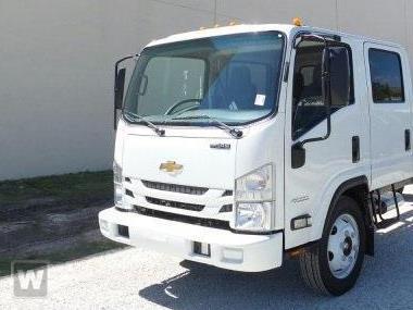 2020 Chevrolet LCF 4500 Crew Cab 4x2, Landscape Dump #LS800936 - photo 1