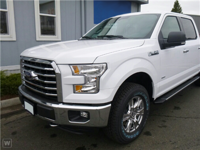 2015 F-150 Super Cab 4x4 Pickup #CGHT1109 - photo 1