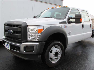 2015 F-250 Crew Cab 4x4 Pickup #510748 - photo 1