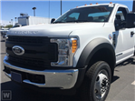 2017 F-450 Regular Cab DRW 4x4, Cab Chassis #HED70751 - photo 1