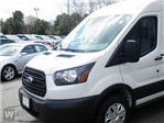2017 Transit 250 Medium Roof, Thermo King Services Inc Refrigerated Body #KA44465 - photo 1