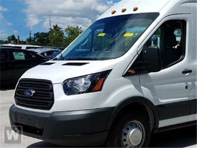 2017 Transit 350 HD High Roof DRW 4x2,  Empty Cargo Van #HKB32280 - photo 1