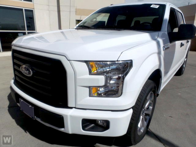 2017 F-150 SuperCrew Cab, Pickup #HKD94809 - photo 1