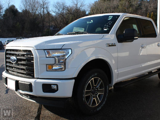 2017 F-150 Crew Cab 4x4 Pickup #HFC42140 - photo 1