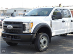 2017 F-450 Crew Cab DRW 4x4, Platform Body #TEF40618 - photo 1