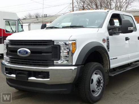 2017 F-550 Crew Cab DRW Cab Chassis #HEE73744 - photo 1
