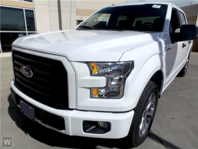 2017 F-150 Super Cab Pickup #7X1C3836 - photo 1