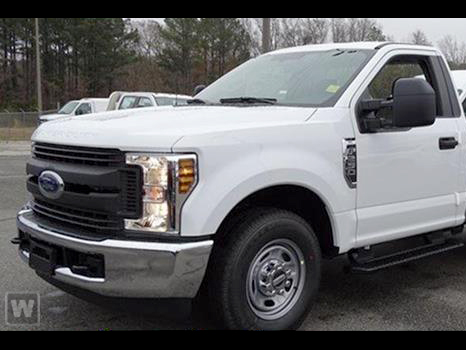 2018 F-250 Regular Cab 4x2,  Cab Chassis #JEC20252 - photo 1