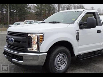 2018 F-250 Regular Cab 4x2,  Cab Chassis #JEC92821 - photo 1