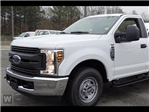 2018 F-250 Regular Cab 4x2,  Cab Chassis #JEC20246 - photo 1
