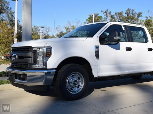 2018 F-250 Crew Cab 4x4 Pickup #J245 - photo 1