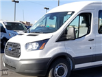 2018 Transit 350 Med Roof 4x2,  Empty Cargo Van #F91255 - photo 1