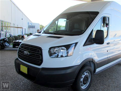 2018 Transit 350 High Roof 4x2,  Empty Cargo Van #CDB25409 - photo 1