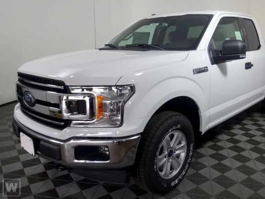 2018 F-150 Super Cab 4x4 Pickup #JFA08599 - photo 1