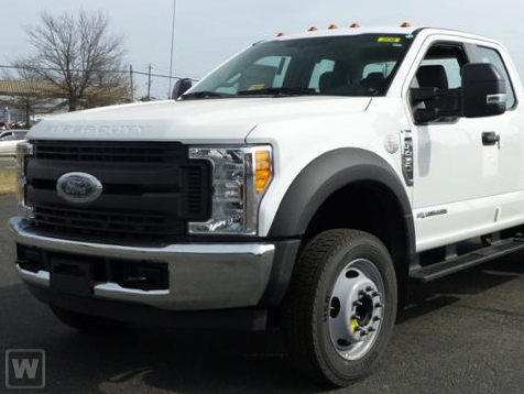 2018 F-450 Super Cab DRW 4x4,  Cab Chassis #G4937 - photo 1