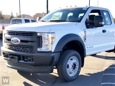 2018 F-550 Super Cab DRW 4x4, Cab Chassis #JEB53162 - photo 1