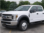2019 F-450 Crew Cab DRW 4x2,  Scelzi Contractor Body #4G03988 - photo 1
