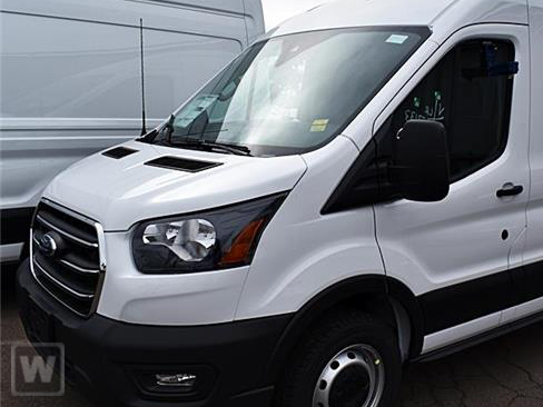 2020 Ford Transit 250 Med Roof 4x2, Kargo Master Upfitted Cargo Van #LKA81665 - photo 1