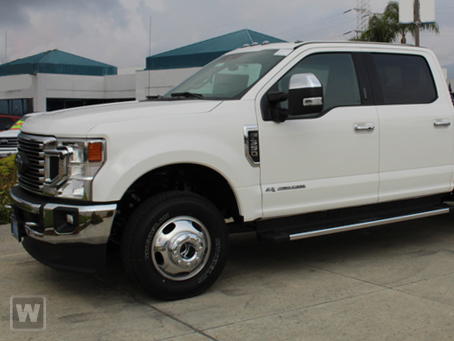 2020 Ford F-350 Crew Cab DRW RWD, Scelzi Platform Body #LEC57325 - photo 1