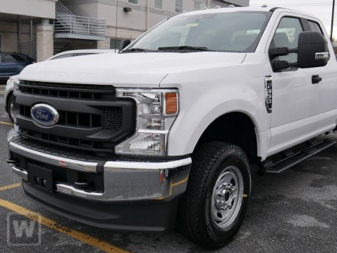 2020 Ford F-350 Super Cab DRW 4x4, Rugby Landscape Dump #200871 - photo 1