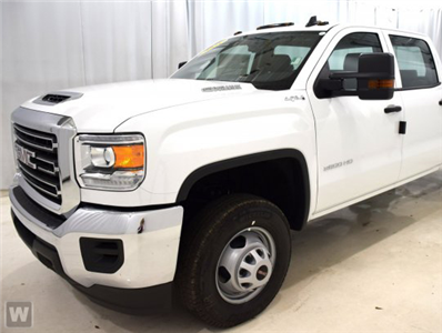 New 2018 Gmc Sierra 3500 Crew Cab Cab Chassis For Sale In