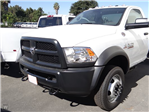 2016 Ram 5500 Regular Cab DRW 4x4,  Cab Chassis #GG126780 - photo 1