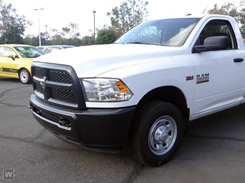 2018 Ram 2500 Regular Cab 4x2,  Cab Chassis #JG293559 - photo 1