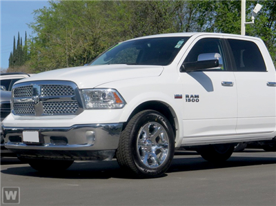 2018 Ram 1500 Crew Cab, Pickup #JS229507 - photo 1
