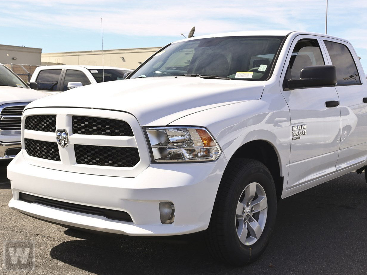 2019 Ram 1500 Crew Cab 4x4,  Pickup #ND8478 - photo 1