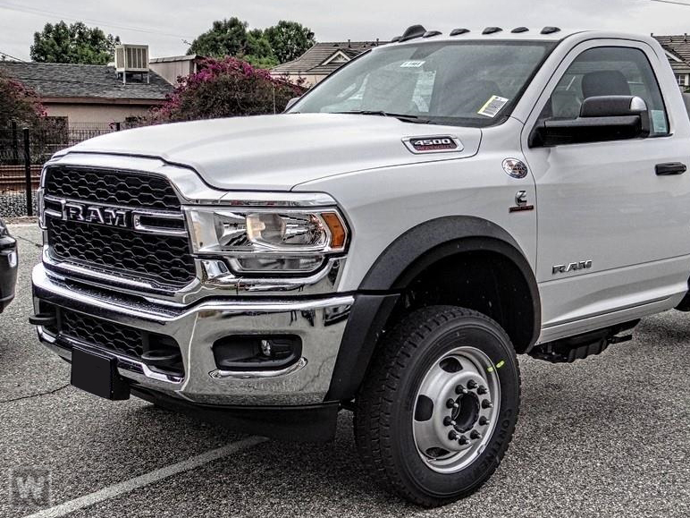 2019 Ram 4500 Regular Cab DRW 4x4, Cab Chassis #FH196107 - photo 1