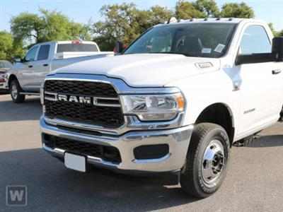 2019 Ram 3500 Regular Cab DRW 4x4, Knapheide PGNB Gooseneck Platform Body #D191580 - photo 1