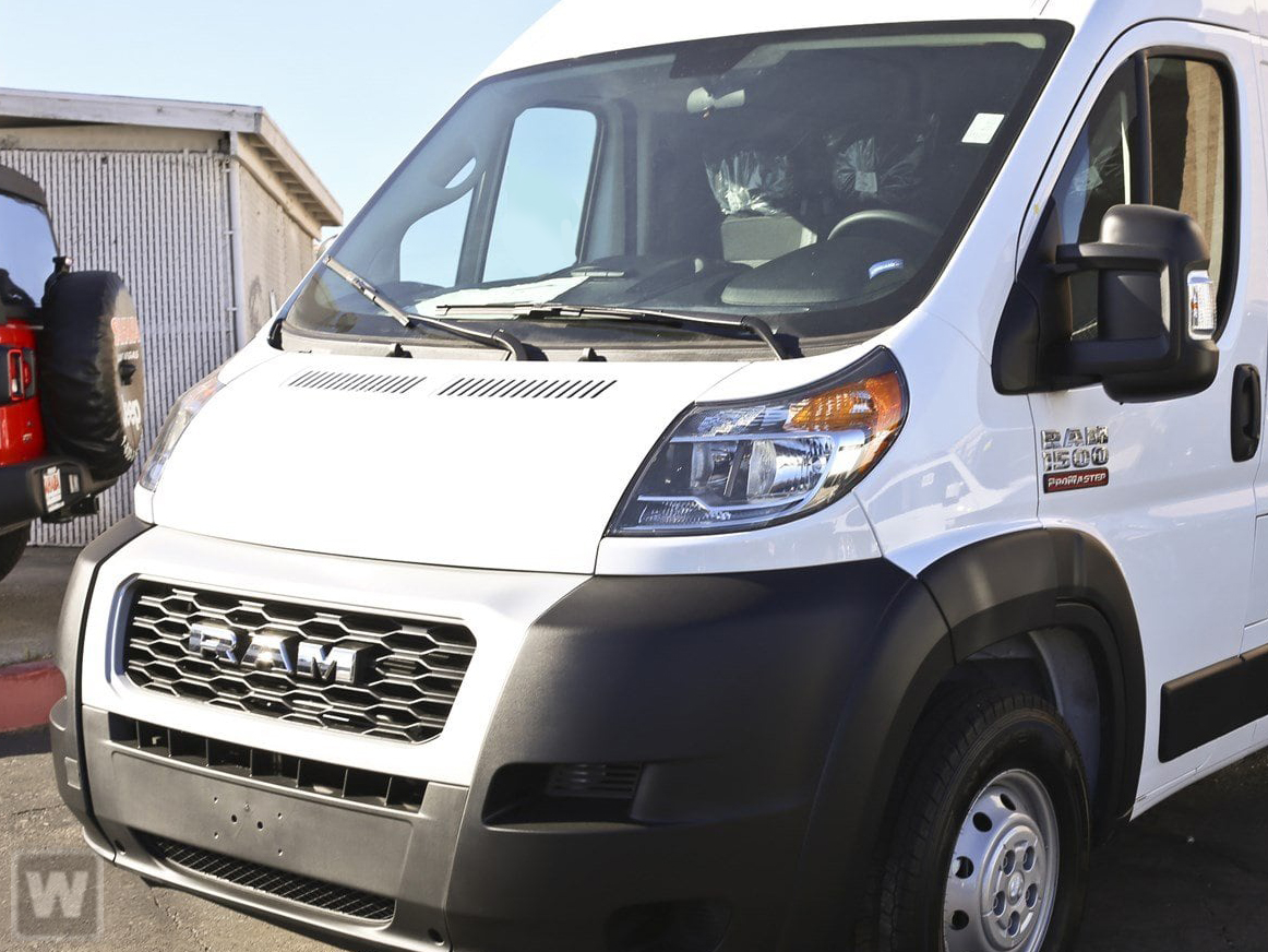 2019 ProMaster 1500 High Roof FWD, Empty Cargo Van #R19160 - photo 1