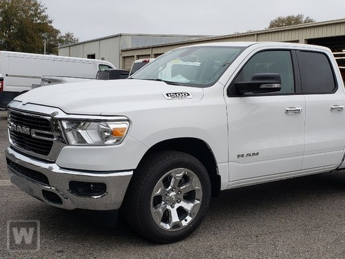 2020 Ram 1500 Quad Cab 4x4, Pickup #C20420 - photo 1