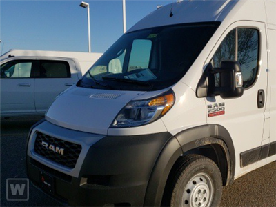 2020 Ram ProMaster 2500 High Roof FWD, Kargo Master General Service Upfitted Cargo Van #0890010 - photo 1