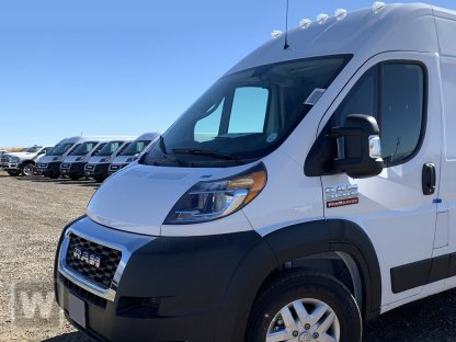 2020 Ram ProMaster 3500 High Roof FWD, Empty Cargo Van #R20420 - photo 1