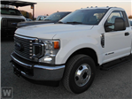 2021 Ford F-350 Regular Cab DRW 4x4, Cab Chassis #G7363 - photo 1
