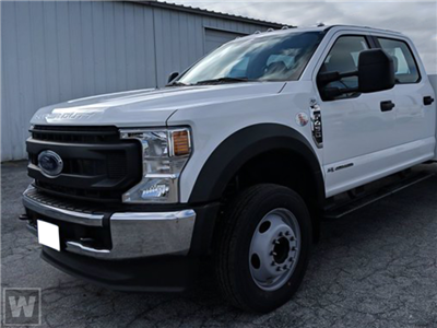 2021 Ford F-450 Crew Cab DRW 4x2, Cab Chassis #4G59055 - photo 1