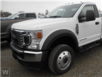 2021 Ford F-450 Regular Cab DRW 4x4, Cab Chassis #M189 - photo 1