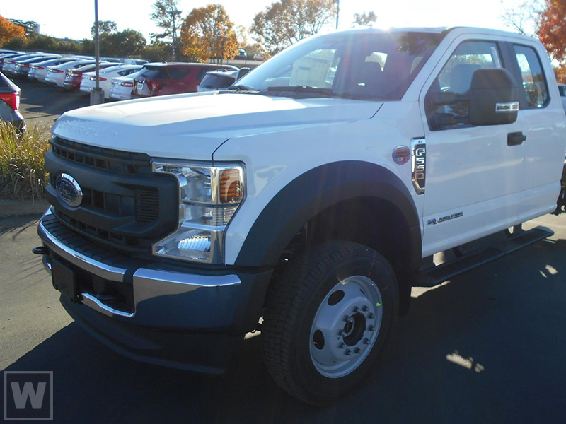 2021 Ford F-550 Super Cab DRW 4x4, Cab Chassis #M179 - photo 1