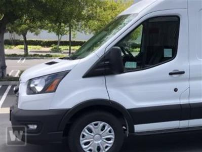 2020 Ford Transit 150 Med Roof AWD, Empty Cargo Van #B16242 - photo 1