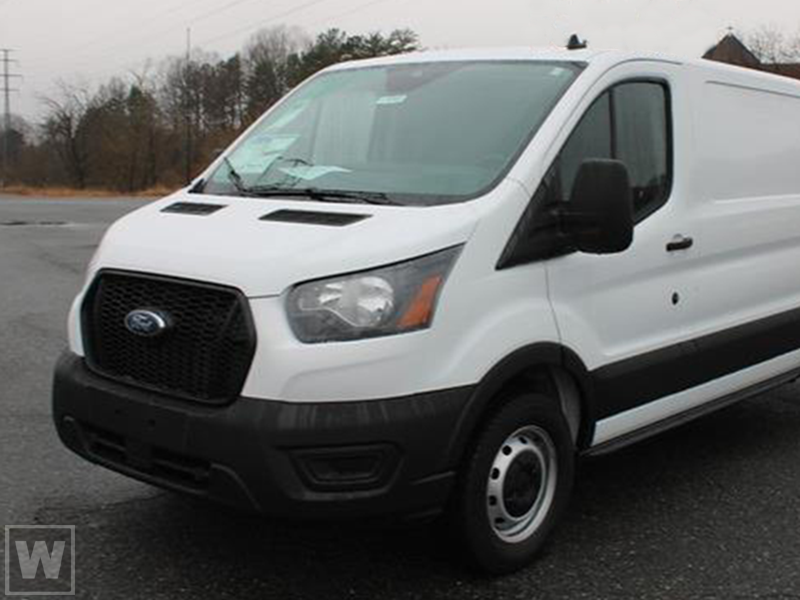 2021 Ford Transit 150 Low Roof AWD, Harbor Upfitted Cargo Van #218316 - photo 1